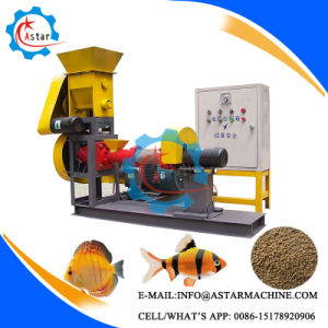 Competitive Price Floating Fish Pellet Mill Manufacture pictures & photos