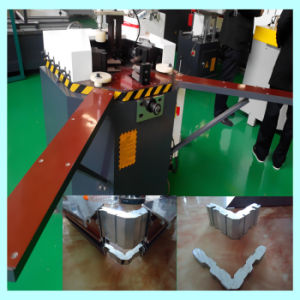 Aluminum Windows Single Head Corner Combining Machine