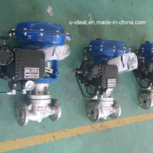 Electric Shut-off Control Ball Valve pictures & photos