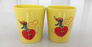 Ceramic Mug Without Handle Valentine′s Gift pictures & photos