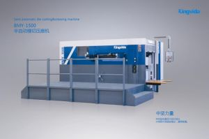 Semi Automatic Die Cutting&Creasing Machine (BMY1500)