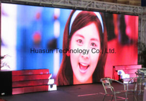 Stage Rental Display/Activity Use/ Event Use/Flexible LED Display pictures & photos