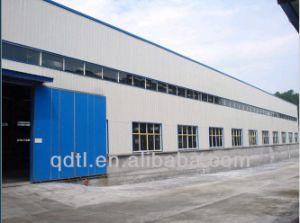 Prefab Steel Structure Sandwich Panel Warehouse Workshop pictures & photos