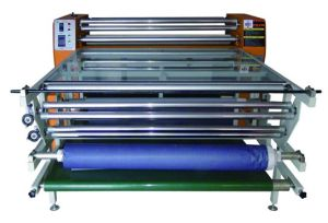 Roller Type Heat Sublimation Transfer Machine for Printing Fabric pictures & photos