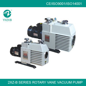 High Quality Single Stage Rotary Vane Vacuum Pump pictures & photos