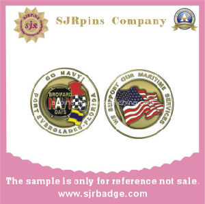 Custom Antique Brass Coin, Military Coin, Souvenir pictures & photos