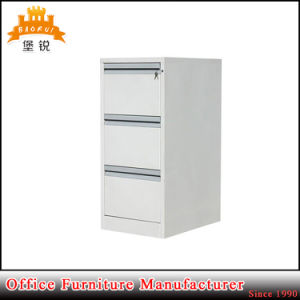 Office Cheap Good Quality Three Drawer Vertical Filing Cabinet pictures & photos