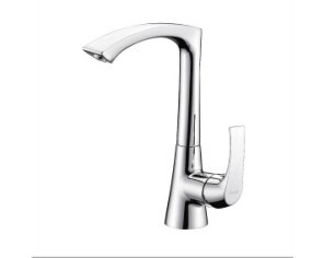 Single Lever Pull-out Water Faucet (DH26) pictures & photos