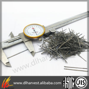 High Quality Flat Steel Fiber for Steel Ladle pictures & photos