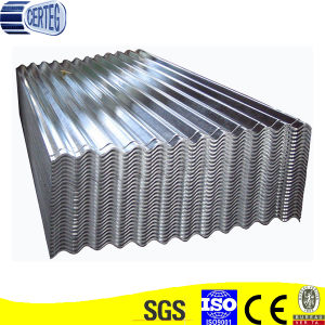 Roofing Corrugated Steel Sheet with Galvanized (RS016) pictures & photos