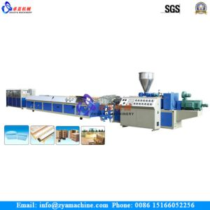 WPC Decking Equipment Production Line/Equipment Line for Making Wood Plastic Floor pictures & photos