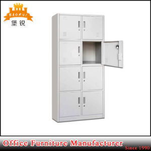 China Customized High Quality Cheap Price Student 8 Door Metal Locker Steel Cabinet Clothes Locker pictures & photos