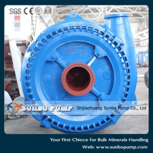 China Factory High Pressure Large Flow Centrifugal Gravel Sand Dredging Pump Sg Type pictures & photos