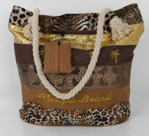 Beach Bag Casual Bag Canvas Big Size Item Number Y006077 pictures & photos