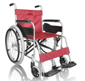 Ks-A01 CE Approved Fixed Long Armrest Wheel Chair Price pictures & photos