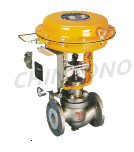 Stainless Steel Pneumatic Regulating Valve pictures & photos