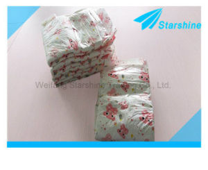 Disposable Printed Adult Diaper /Breathable Adult Diaper for Hospital pictures & photos