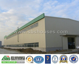 Industrial Steel Frame Workshop pictures & photos