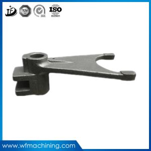 OEM Steel/Iron Forging/Forged Hot Rolling Mill Shift Fork pictures & photos