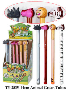 Funny 44cm Animal Groan Tubes Toy pictures & photos