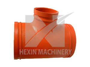 Ductile Iron Grooved Pipe Fittings pictures & photos