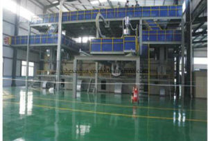 Non Woven Fabric Making Production Line Ssmms 4200mm pictures & photos
