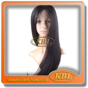 Fashion Wig of Brazilian Silk Front Lace Wig pictures & photos