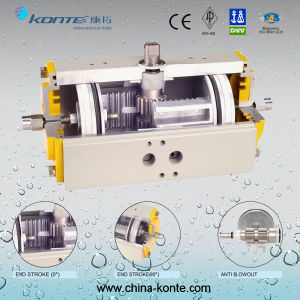 Single Acting Pneumatic Actuator pictures & photos
