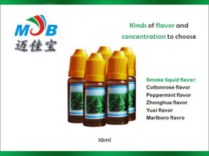 Best Taste Smoking Oil of E-Cigarette Refill Flavors E-Liquid, Various Flavors