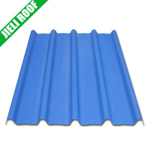 Acid Proof PMMA Coated UPVC Industrial Roofing Sheet pictures & photos