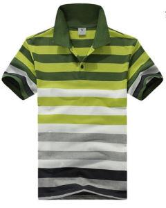 Stripe Polo Shirt, Men′s Polo Shirt pictures & photos