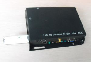 Wireless 3G Network HD Advertisement Multimedia Post Player Box (SY-M19)