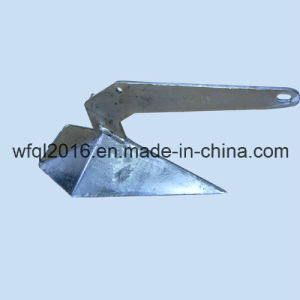 Hinged Plow Anchor with Galvanized Dock Cleat pictures & photos