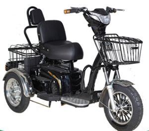 Handicapped Electric Tricycle Trikes Disabled Tricycles (HD500-D)