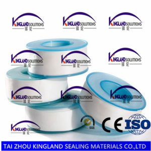 (KLS203) 100% PTFE Water Tape Thread Seal Tape pictures & photos