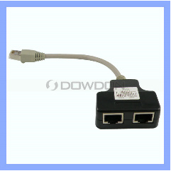 RJ45 Network Cable Splitter pictures & photos