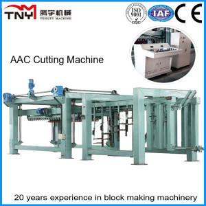 High Quality AAC Cutting Machine for Production Line pictures & photos
