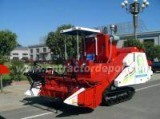 Farm Machinery Rice/Wheat Combine Harvester Machine (4LZ-2.0) pictures & photos