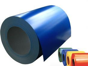 Color Coated Steel Coil with All Ral No.