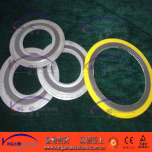 (KLG402) Spiral Wound Gasket with Inner Ring pictures & photos