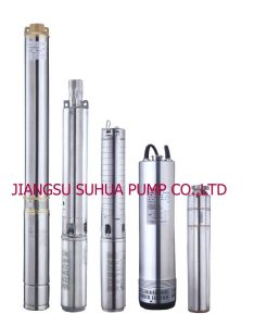 (QJ) Submersible Borehole Pump, Submersible Pump, Deep Well Pump pictures & photos