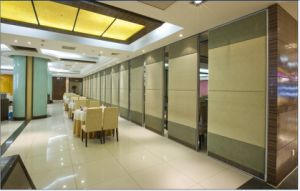Movable Partitions Wall for Hotel/Conference Hall/Multi-Purpose Hall/Ballroom pictures & photos