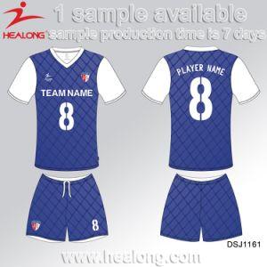 Healong Custom Digital Sublimate Soccer Jersey pictures & photos