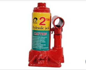 2 Ton SGS Approved Height 278mm Hydraulic Bottle Jack pictures & photos