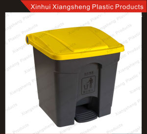 Good Quality 30 L Plastic and Colorful Waste Bin/Dustbin for Waste Management