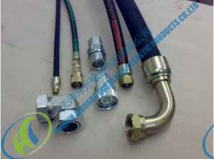 Hose with Fittings Hydraulic Hose Assembly