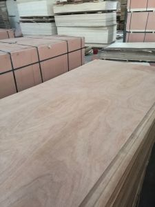 5.0mm Meranti Plywood Combined Core BB/CC Grade E1 Glue pictures & photos