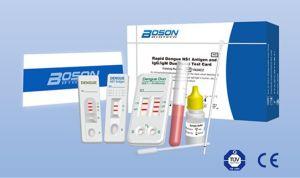 Rapid Test Card Dengue Igm/Igg Combo