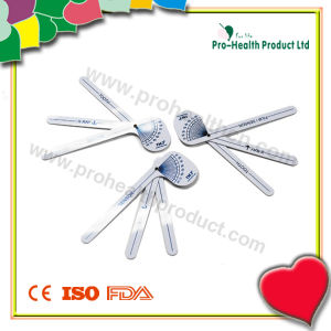 Medical Plastic Tooth Measuring Scale pictures & photos