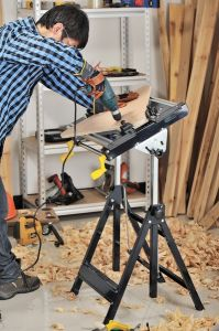 Tilt and Rise Adjustable Workbench pictures & photos